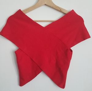 Lovers + Friends Cropped Sweater Size M